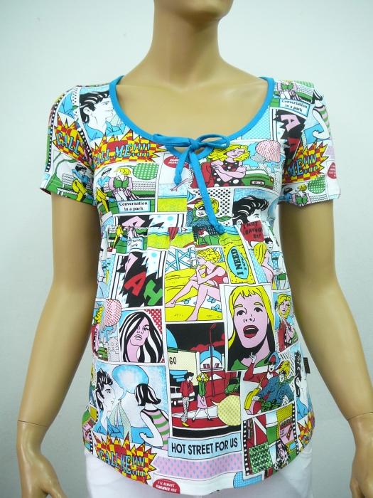 блуза Мими Комикс