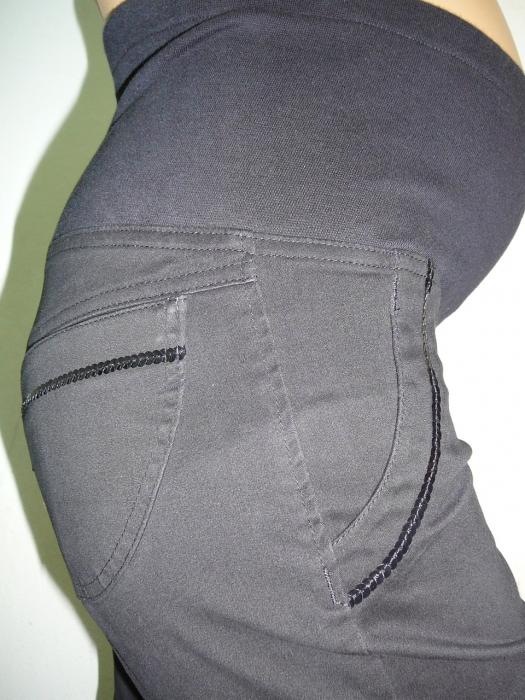 панталон Чарли Черен/есен-зима/